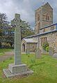 Bowness Boer War Memorial, St. Martin's Church.jpg