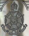 Regimental Crest from Memorial Plaque in Crosscrake Church.jpg