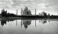 The Taj Mahal across the river, Agra.jpg