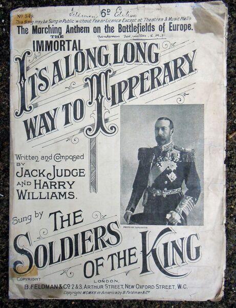 It's a Long, Long Way to Tipperary (music score).jpg