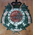 55th Regiment crest in Kendal Parish Churchl.jpg