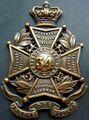 34th Regiment of Foot Glengarry badge.jpg